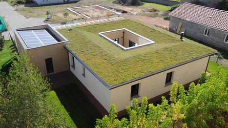 Maisons PRO-eco, un nouveau concept de maison écologique en béton, signé Lafarge | Solutions béton pour maisons individuelles performantes | Scoop.it