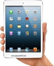 Apple iPad mini Wi-Fi + Cellular Specifications | Specifications of Smartphones | Scoop.it