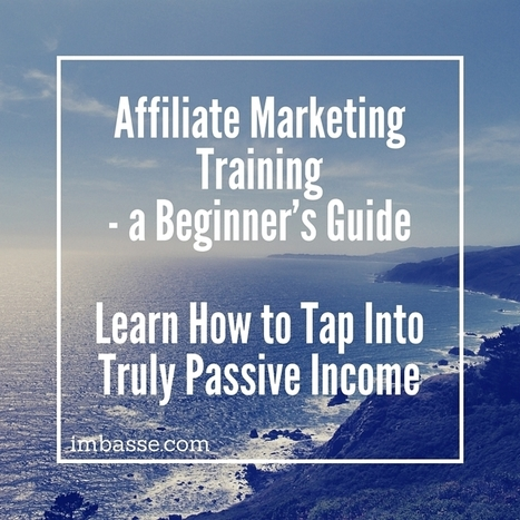 Affiliate Marketing Training – a Beginner's Guide 2016   Work from home and make money online   Scoop.it