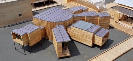 """Soixante-dix ans après Le Corbusier, Airbnb invente le logement co-dividuel   La veille """"Déplacements"""" de l'agence d'urbanisme de la région grenobloise   Scoop.it"""