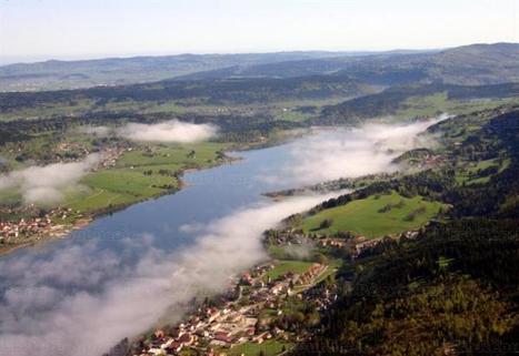 FRANCHE COMTE: une voie verte ceinturera la Lac de Saint - Point | Cyclotourisme - véloroutes et voies vertes | Scoop.it