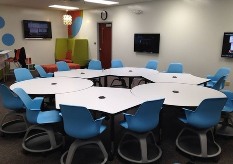Inside 'Room 21C': This Iowa Classroom's Redesign Inspired Seven Other Districts (EdSurge News) | Into the Driver's Seat | Scoop.it