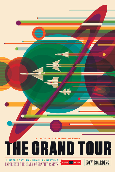 Space Tourism Posters | Notebook | Scoop.it
