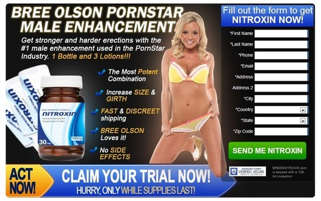 Nitroxin Permanent Male Enhancer Review – Al you need to Know! | Nitroxin -male improvement | Scoop.it