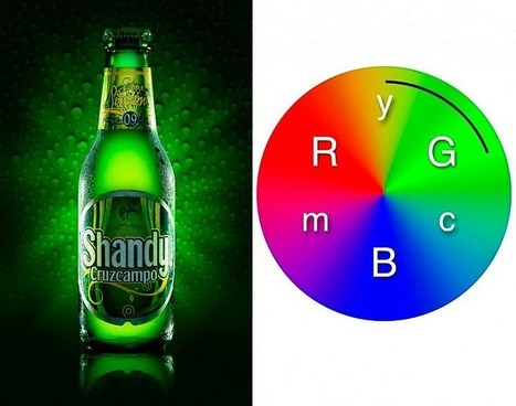 Cómo Usan el Color en la Fotografía Publicitaria | El Mundo del Diseño Gráfico | Scoop.it