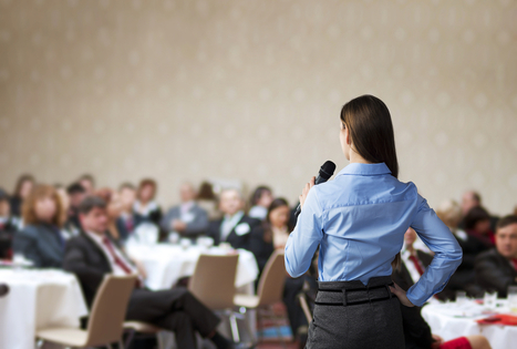 Top 20 Essential Public Speaking Tips | Pursuit of Talent | Scoop.it