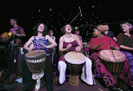 Akoma brings song, dance and drums to New Deal Cafe - Gazette.Net: Maryland Community News Online | Australia | Scoop.it