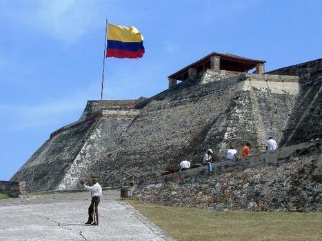 San Felipe de Barajas Castle - Colombia | Discover Colombia in all of its Splendor | Scoop.it