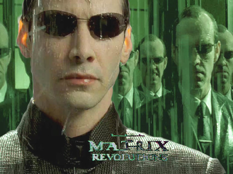 Technology: Can You Disconnect from the 'Matrix'? | omnia mea mecum fero | Scoop.it
