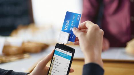 Les lecteurs Square peuvent maintenant accepter les cartes à puce - FrAndroid | Services financiers et innovations | Scoop.it