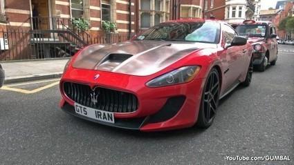 #Supercar: Maserati GranTurismo S Novitec Tridente - BRUTAL REVS! [Video] | yardhype posts | Scoop.it