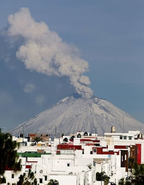 Is the world's most dangerous volcano about to blow? | Conformable Contacts | Scoop.it