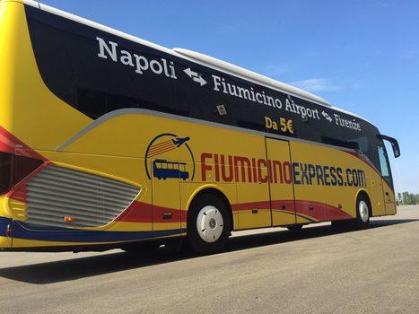 Bus diretto da Napoli e Firenze per l'aeroporto di Fiumicino   Anja's place   Scoop.it