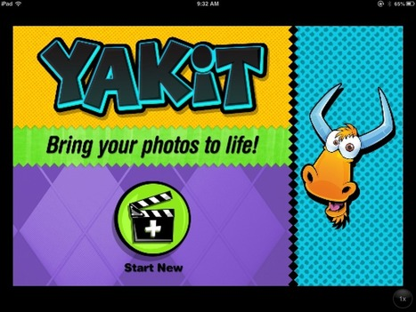 YAKiT | Class With Apps | Digital Storytelling Tools, Apps and Ideas | Scoop.it