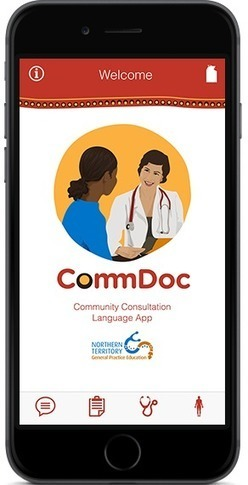 CommDoc: Indigenous Community Language App for the Northern Territory | Cultural competency resources for training and education | Scoop.it