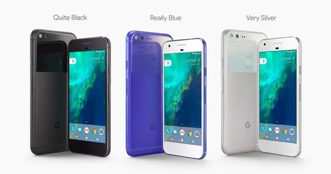 Google just announced Pixel 'Phone by Google' | Technology | Scoop.it