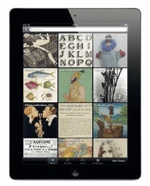 NetPublic » Application Gallica iPad : 2 millions de documents disponibles | Outils Web2, quelques références | Scoop.it