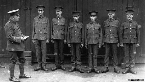 The teenage soldiers of World War One | History | Scoop.it