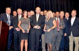 CIO Awards recognize Triangle's top tech talent (PHOTOS) - Triangle Business Journal (blog)   Technical Blogs Information   Scoop.it