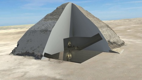 #ScanPyramids – space technology to reveal the secret of Egyptian Pyramids | International Institute for Conservation of Historic and Artistic Works | News in Conservation | Scoop.it