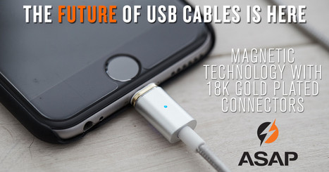 ASAP Connect: The future of USB cables | My Umbrella Cockatoo, TIKI | Scoop.it