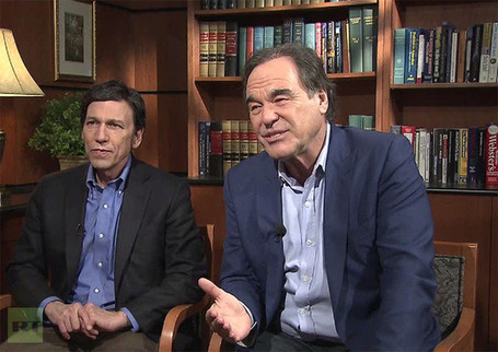 Oliver Stone to RT: 'US has become an Orwellian state' | MN News Hound | Scoop.it
