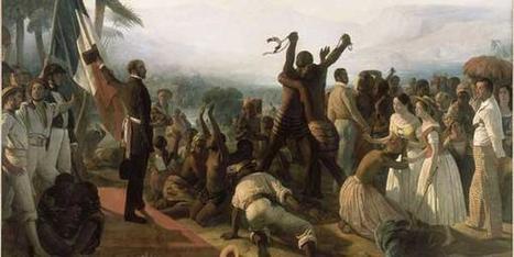 Commémoration de la fin de l'esclavage : place aux initiatives privées   Actualités Afrique   Scoop.it