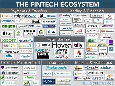 Fintech could be bigger than ATMs, PayPal, and Bitcoin combined | @nebmarketing - Notizie e novità sul Marketing | Scoop.it