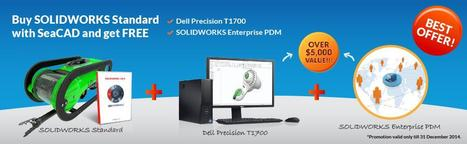 SeaCAD Bundle Offer for SOLIDWORKS Standar | 3-D Product Design & SolidWorks vendor in Singapore | Scoop.it