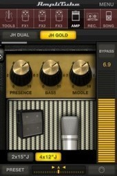AmpliTube Jimi Hendrix app brings rock-star rig to iPhone and iPad | MUSIC:ENTER | Scoop.it