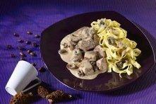 Sauté de veau aux morilles, sauce arabica | Belco L'univers Cafés | Scoop.it