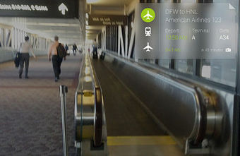 Travel, hospitality brands hop on board with Google Glass - Applications - Mobile Commerce Daily | rocmvv | Scoop.it