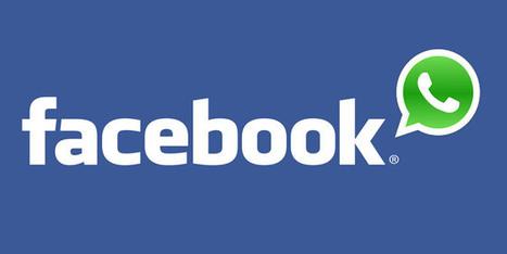 E Facebook si compra WhatsApp per 16 miliardi di dollari | Socially | Scoop.it