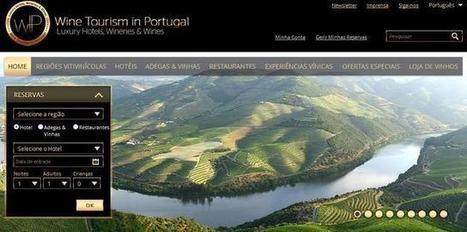 O primeiro portal dedicado 100% ao enoturismo em Portugal | Notícias escolhidas | Scoop.it