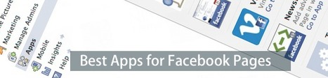 Best Apps for your Healthcare Facebook Page | Healthcare social media in Canada | Scoop.it