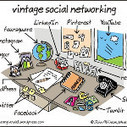 Do you remember what life was like before social media? | Marketing Times | Scoop.it