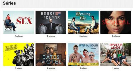 Wuaki.tv enrichit son offre de séries TV en VOD | Libertés Numériques | Scoop.it