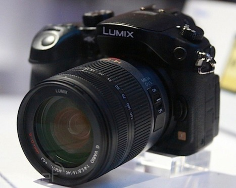 Panasonic will launch the 4K GH in February   4k Cameras   Scoop.it
