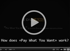 Pay What you want, and donate to charity for EDULANG web applications | Tools for  Teaching | Scoop.it