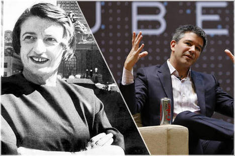 Good riddance, gig economy: Uber, Ayn Rand and the awesome collapse of Silicon Valley's dream of destroying your job | VPRO Tegenlicht | Scoop.it