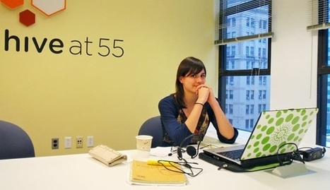 8 Reasons to Consider a Coworking Space | Technology in Business Today | Scoop.it