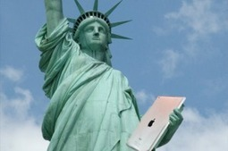 Apple announces plans for Statue of Liberty Apple Store | Freedom through Technology | Scoop.it