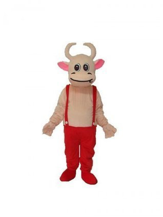 Red Milk Cow Plush Adult Mascot Costume [5012150] - $153.00 : Shopping Cheap Dresses,Costumes,Quality products from China Best Online Wholesale Store | cosplay | Scoop.it