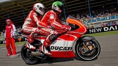 motogp.com · Ducati two-seater: the ride of your life | Ductalk Ducati News | Scoop.it