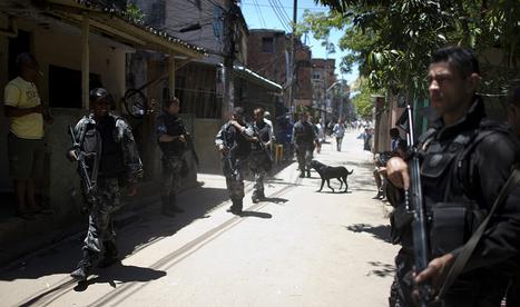 Could drug decriminalization save Brazil's slums? - Washington Post (blog)   Police Problems and Policy   Scoop.it