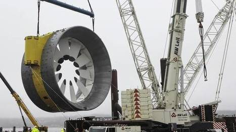 Nova Scotia set to welcome tidal-power turbines | NovaScotia News | Scoop.it