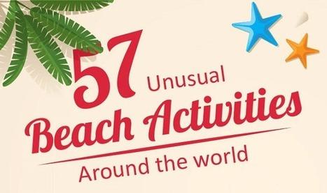 57 activités insolites sur les plages du monde | Loisirs et découverte | Scoop.it