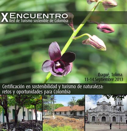 Colombia: Encuentro de Turismo Sostenible en Ibagué | responsabilidad ambiental | Scoop.it