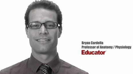 Learn Anatomy & Physiolog with Bryan Cardella | Educator, Inc. | Scoop.it