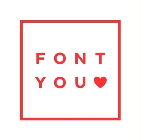 [Outils] Fontyou, la première plateforme en ligne qui démocratise la typographie - Maddyness | Nouveaux modèles et nouveaux usages | Scoop.it
